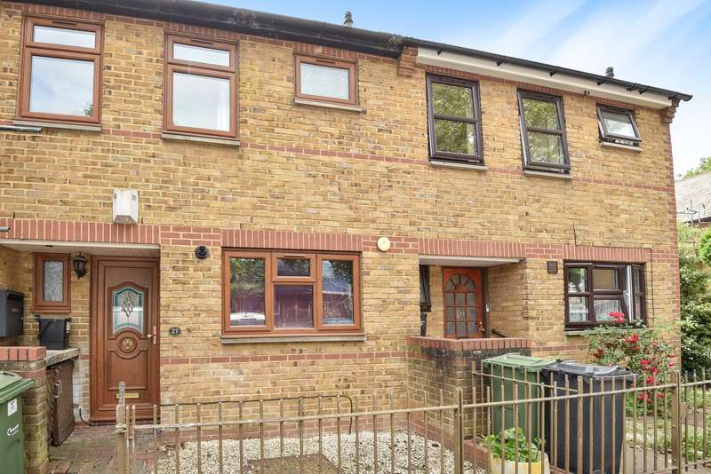 3 Bedrooms House for sale in Myatt Road, Stockwell, SW9