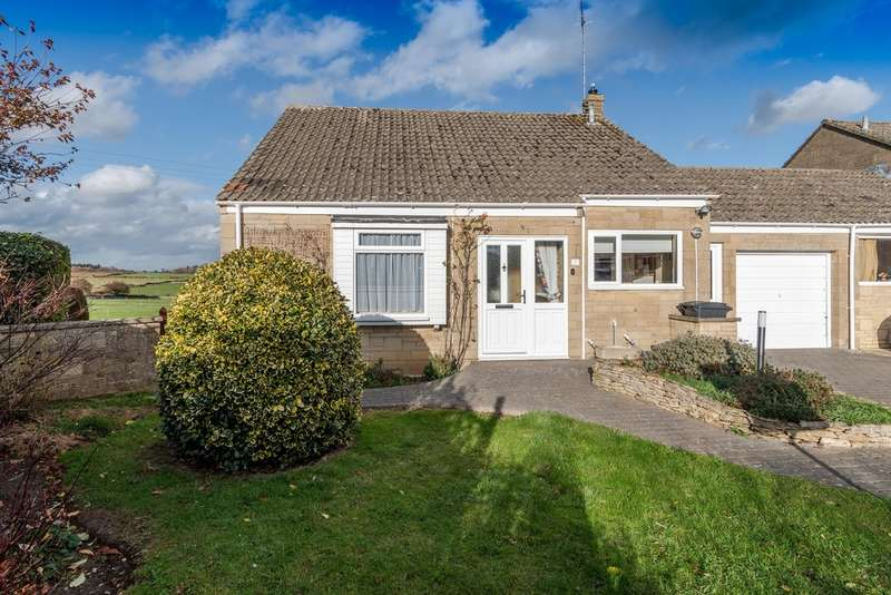 2 Bedrooms Detached Bungalow for sale in Berthas Field, Didmarton
