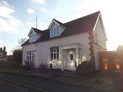 3 Bedrooms Detached House for sale in Gardiner Street, Market Harborough, Leicestershire, .