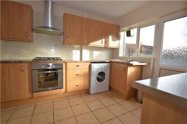 3 Bedrooms Terraced House for sale in Sunningdale, Yate, BRISTOL, BS37 4HD