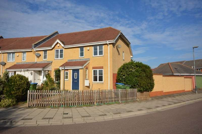 3 Bedrooms Property for sale in Marathon Way, West Thamesmead , London, SE28