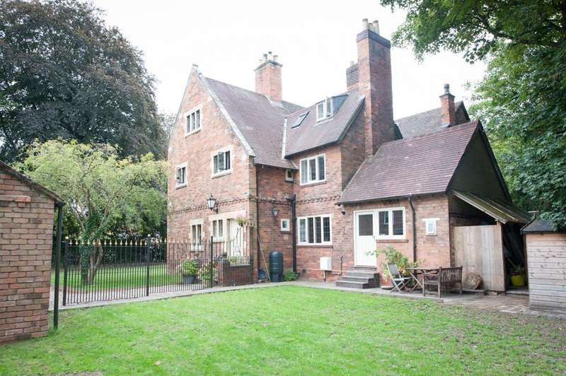 5 Bedrooms Semi Detached House for sale in Rectory Lane, Castle Bromwich