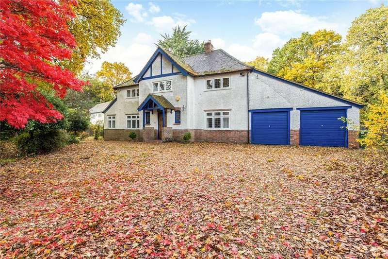 4 Bedrooms Detached House for sale in Winchester Road, Chandler's Ford, Eastleigh, Hampshire, SO53