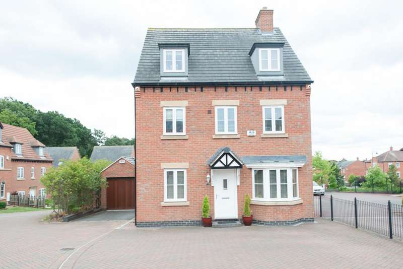 5 Bedrooms Detached House for sale in Horseshoe Crescent, Great Barr