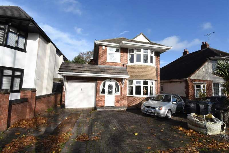 3 Bedrooms Detached House for sale in Heathway, Castle Bromwich, Birmingham
