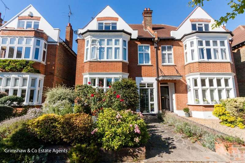 5 Bedrooms House for sale in Courtfield Gardens, Ealing, London