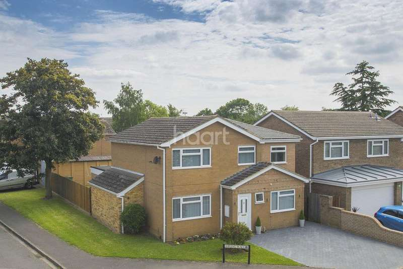 5 Bedrooms Detached House for sale in Kipling Place, Eaton Ford