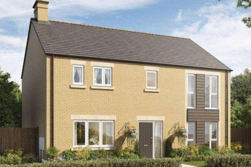 4 Bedrooms Detached House for sale in Stephenson Park, Killingworth Village