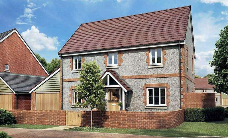 4 Bedrooms Detached House for sale in Bloswood Lane, Whitchurch