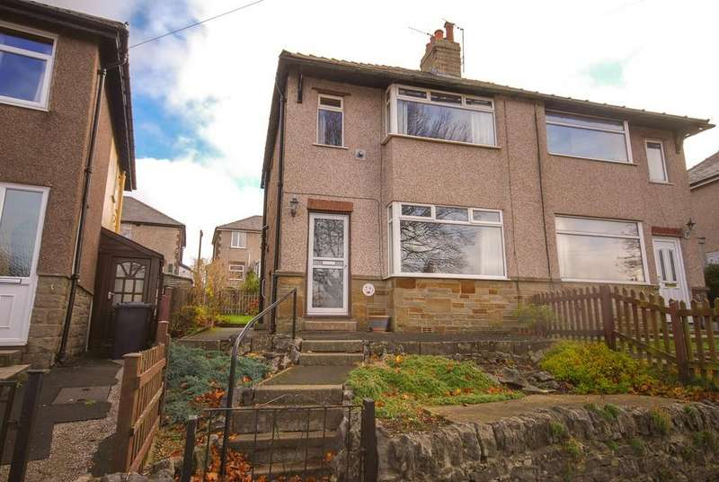 2 Bedrooms Semi Detached House for sale in Overdale Avenue, Buxton