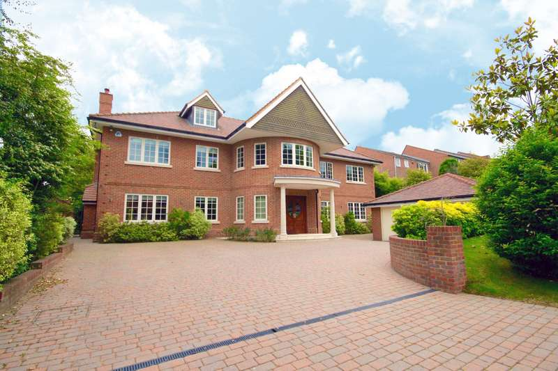 6 Bedrooms Detached House for sale in Kewferry Drive, Northwood
