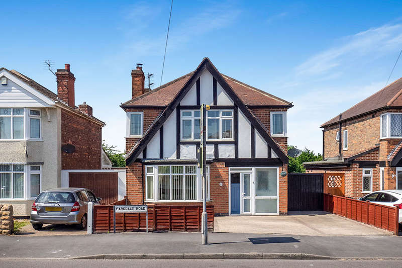 3 Bedrooms Detached House for sale in Parkdale Road, Carlton, Nottingham, NG4