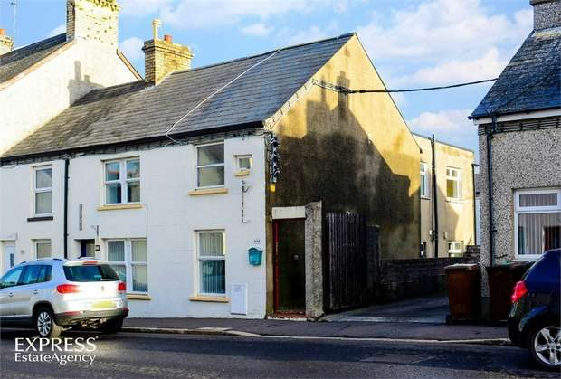 2 Bedrooms Flat for sale in Shore Road, Portaferry, Newtownards, County Down