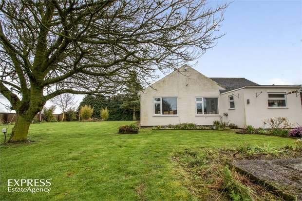 4 Bedrooms Detached Bungalow for sale in Nealsgate Road, Holbeach St Johns, Holbeach, Spalding, Lincolnshire