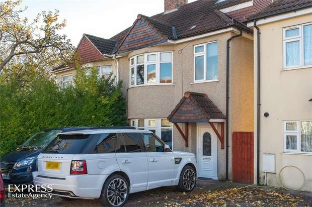 3 Bedrooms Semi Detached House for sale in Hill Street, Kingswood, Bristol, Gloucestershire