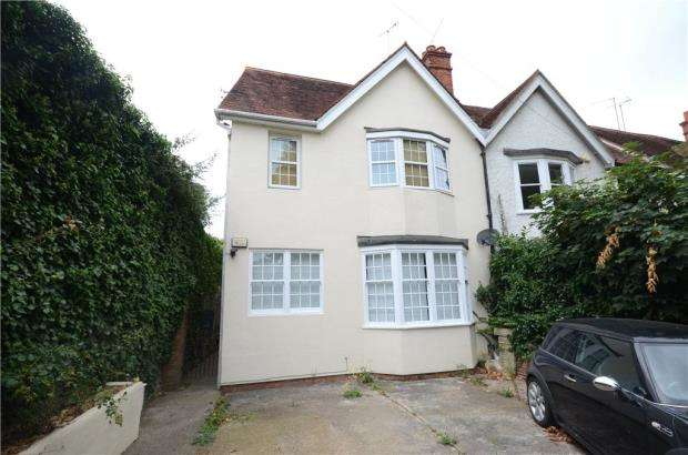 2 Bedrooms Maisonette Flat for sale in Kendrick Road, Reading, Berkshire