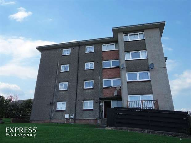 2 Bedrooms Flat for sale in Darlison Avenue, Dumfries
