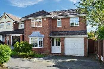 4 Bedrooms Detached House for sale in Parsonage Brow, Upholland, WN8 0JG