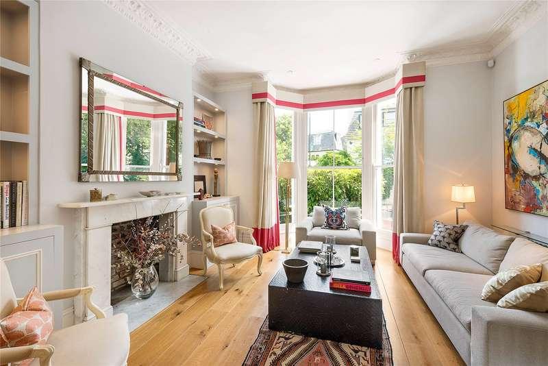 6 Bedrooms Terraced House for sale in Warwick Gardens, Kensington, London, W14