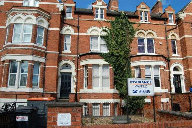 6 Bedrooms Town House for sale in Billing Road, Abington, Northampton NN1 5AW