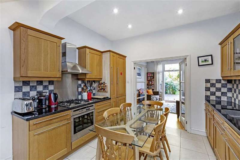 2 Bedrooms Flat for sale in Eatonville Road, Balham