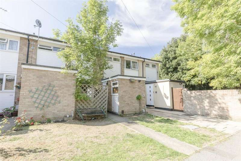 3 Bedrooms Terraced House for sale in Ellison Close, Windsor