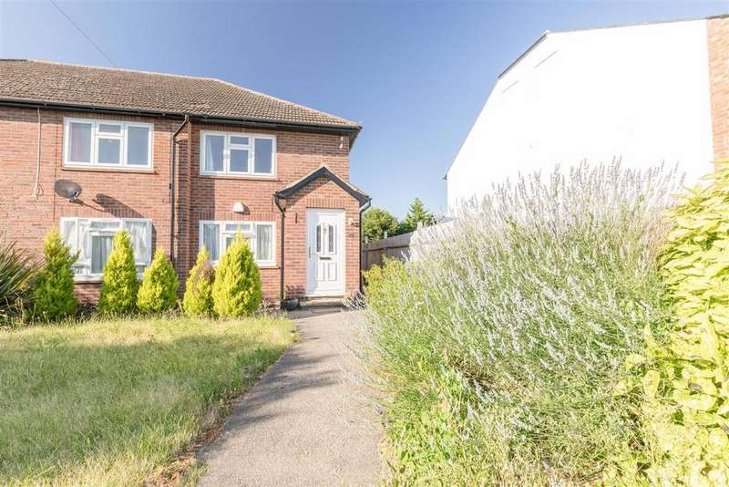 2 Bedrooms Maisonette Flat for sale in Clewer Hill Road, Windsor