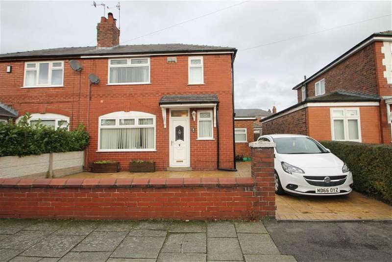 3 Bedrooms Semi Detached House for sale in Danesway, Manchester