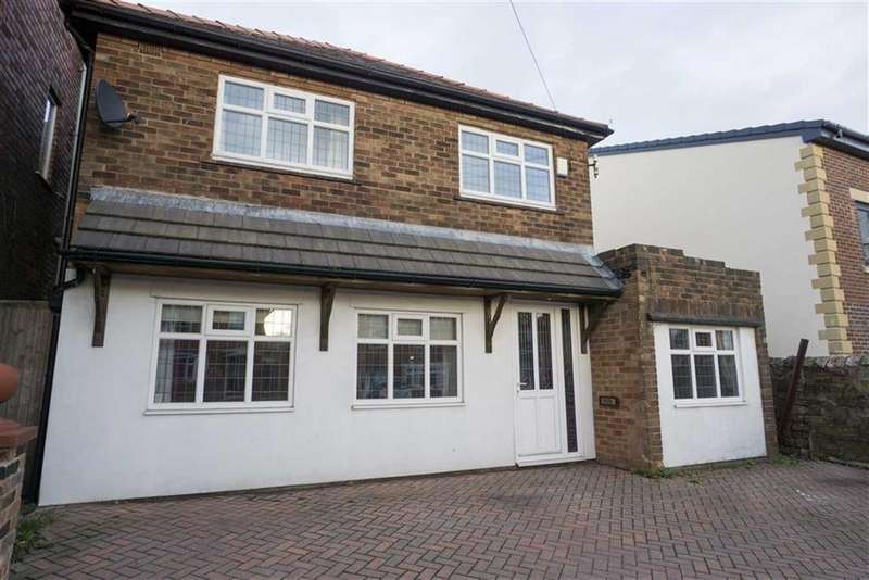 3 Bedrooms Detached House for sale in Church Street, Blackrod