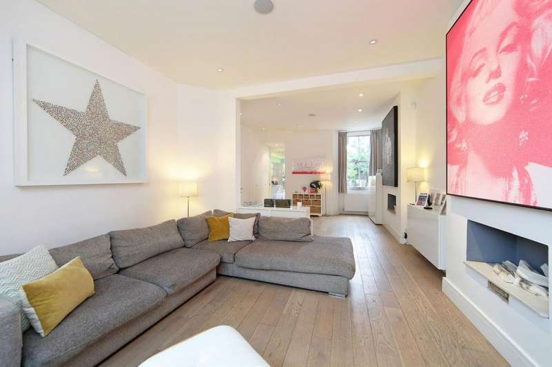 4 Bedrooms House for sale in Highlever Road, London, W10