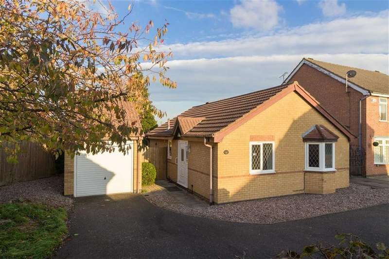 2 Bedrooms Detached Bungalow for sale in Lilac Close, Loughborough, LE11
