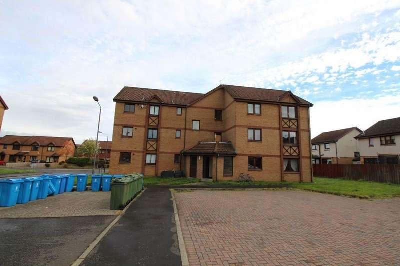 2 Bedrooms Flat for sale in 11 Buchanan Court, Falkirk, FK2 7FE