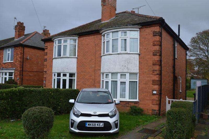 3 Bedrooms Village House for sale in Grantham Road, Bracebridge Heath
