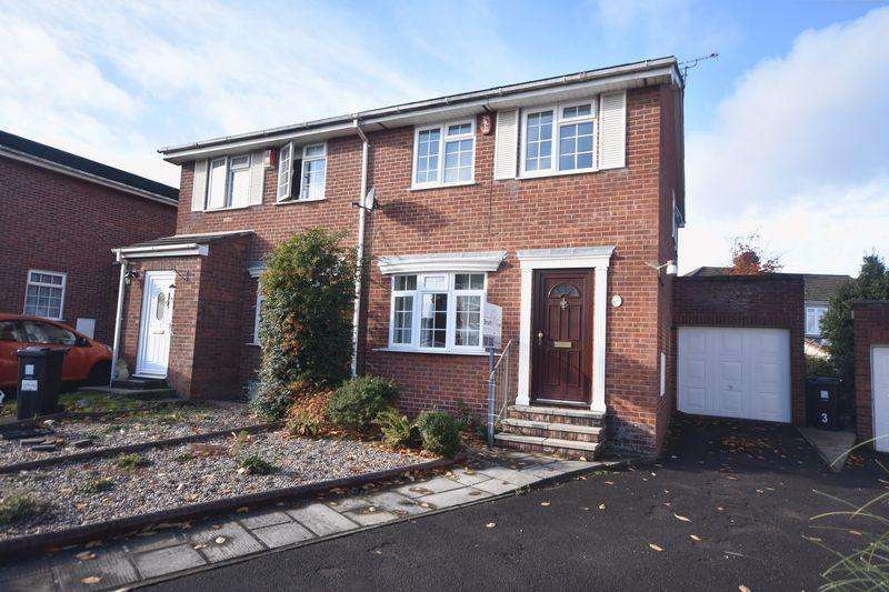 3 Bedrooms Semi Detached House for sale in St Stephens Close Soundwell