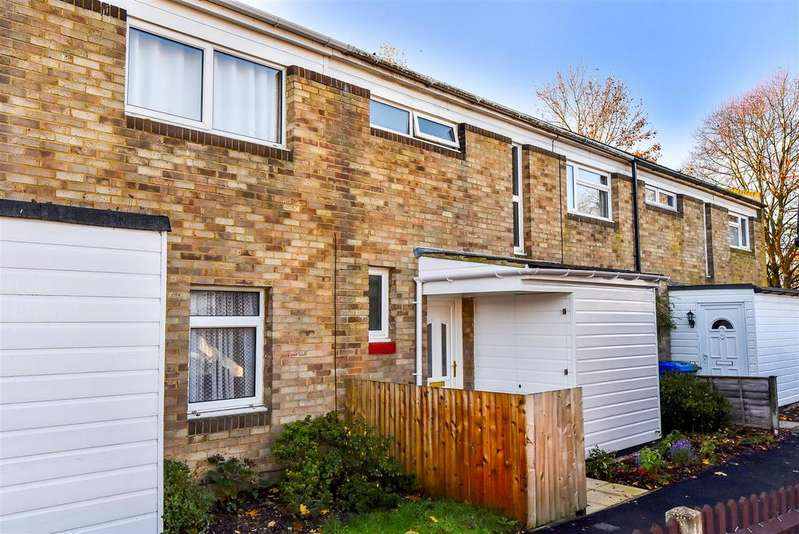 3 Bedrooms Terraced House for sale in Welbeck, Bracknell, Berkshire RG12 8UQ