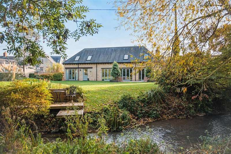 5 Bedrooms Detached House for sale in Hardwick, Witney