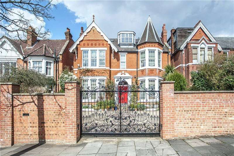8 Bedrooms Detached House for sale in Ealing, London, W5