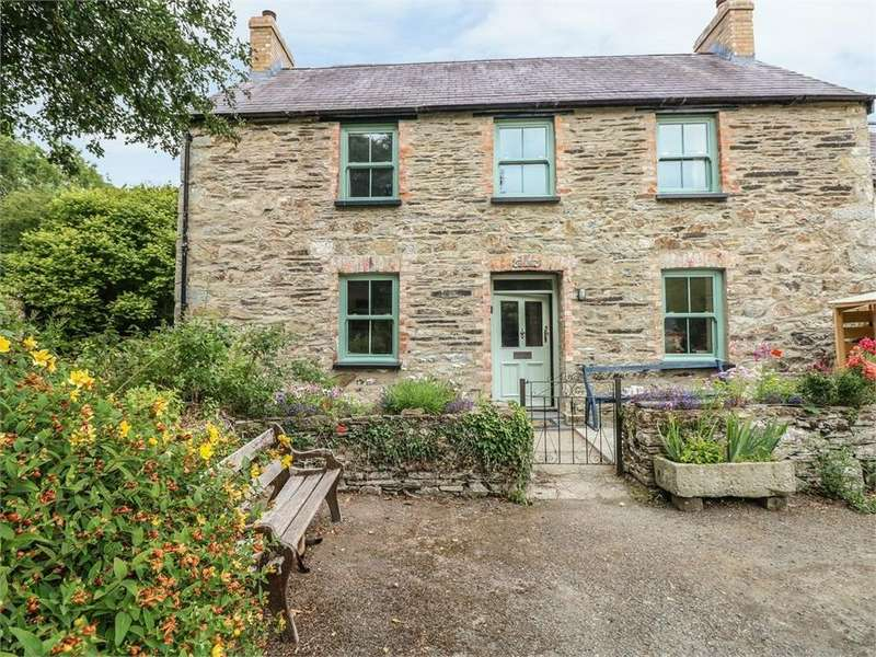 5 Bedrooms Smallholding Commercial for sale in Coed Cadw, (nr Newport), Felindre Farchog, Crymych, Pembrokeshire