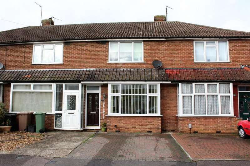 2 Bedrooms Terraced House for sale in Applecroft Road, Stopsley, Luton, LU2