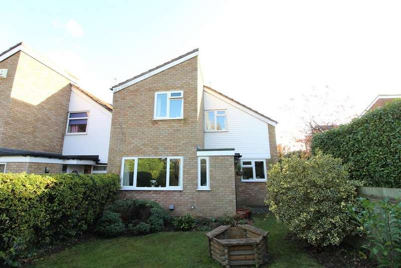 3 Bedrooms Link Detached House for sale in Manor Close, Clifton, SG17