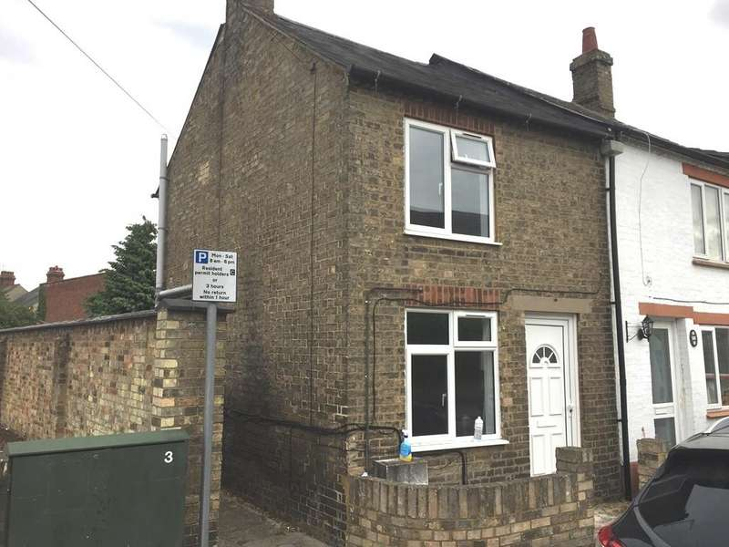 2 Bedrooms End Of Terrace House for sale in Hitchin Street, Biggleswade SG18