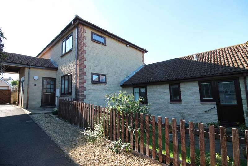2 Bedrooms Ground Flat for sale in Kingshill Gardens, Nailsea, North Somerset, BS48 2SS