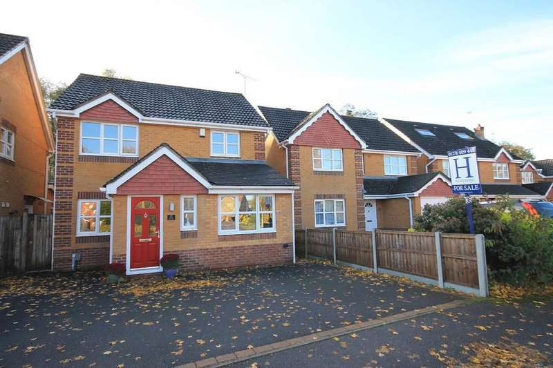 4 Bedrooms Detached House for sale in Wisley Gardens