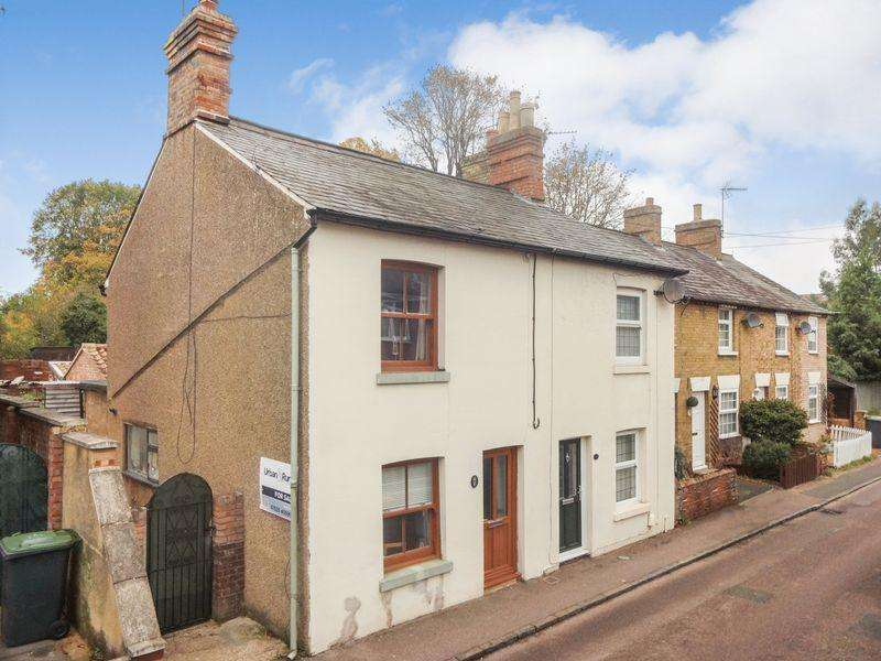 2 Bedrooms Semi Detached House for sale in Neotsbury Road, Ampthill