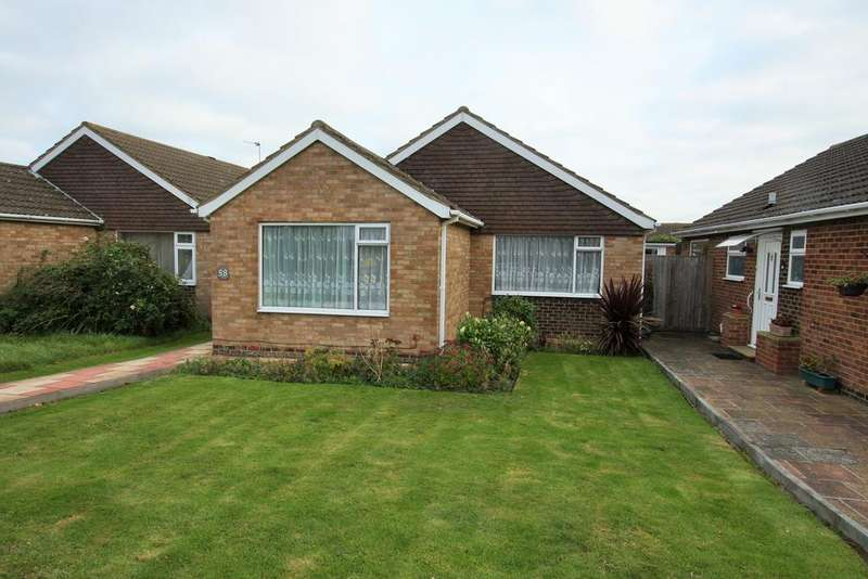 2 Bedrooms Detached Bungalow for sale in The Rising, Eastbourne BN23