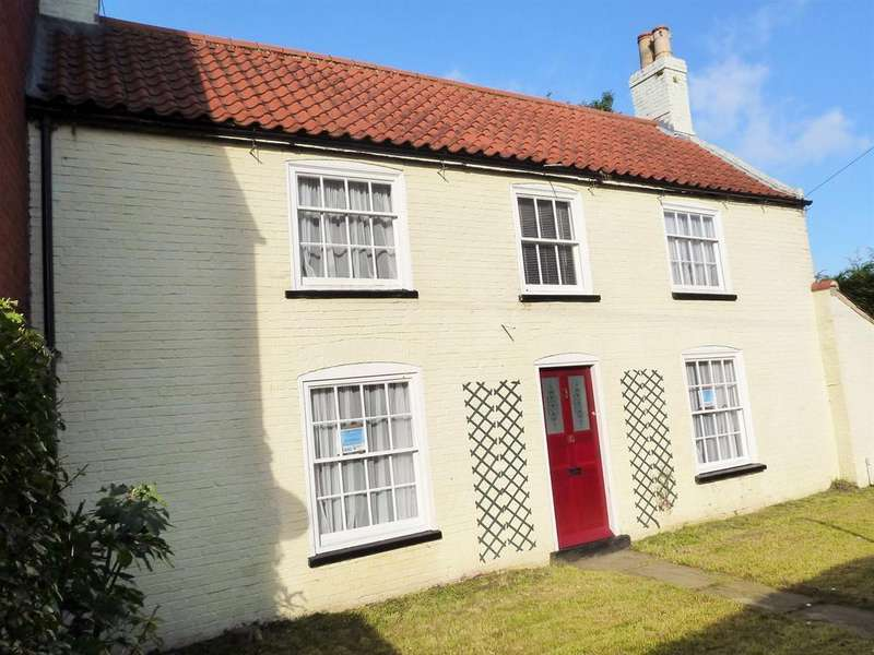 3 Bedrooms Cottage House for sale in Queen Street, Spilsby, PE23 5JE