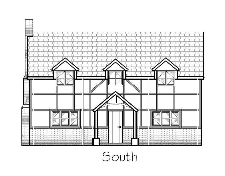 4 Bedrooms Detached House for sale in Building Plot At Cae Glas, Llangammarch Wells, Powys