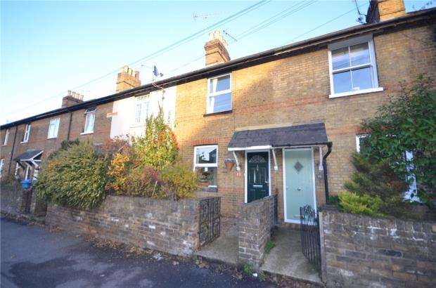 3 Bedrooms Terraced House for sale in Norden Road, Maidenhead, Berkshire