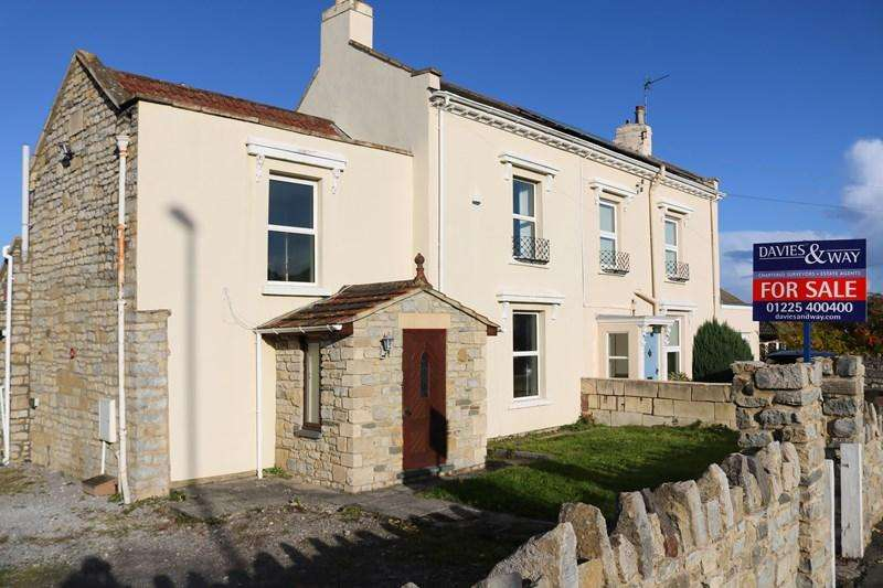 3 Bedrooms Semi Detached House for sale in Bath Road, Keynsham, Bristol