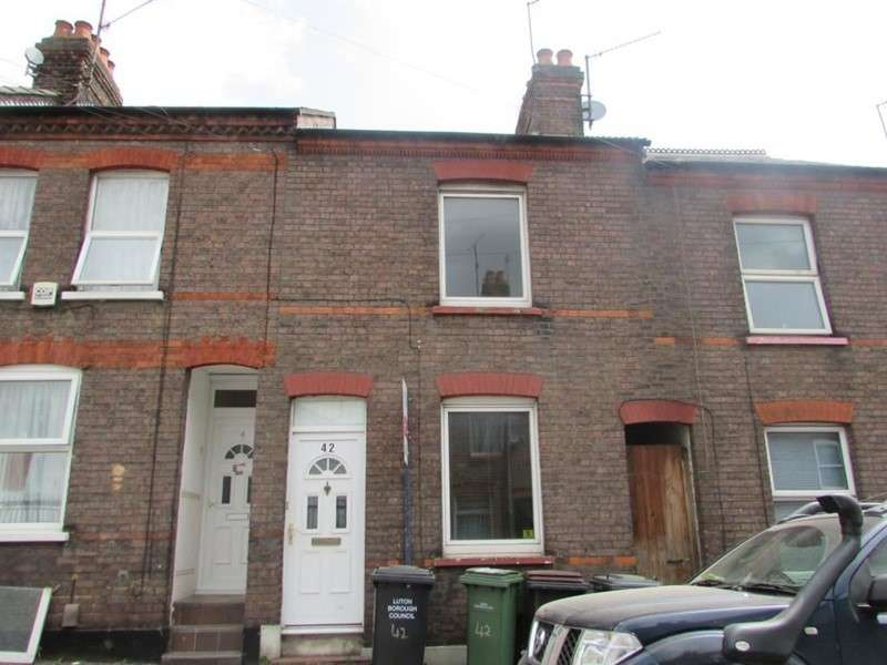 3 Bedrooms Property for sale in Hartley Road, Luton, Bedfordshire, LU2 0HX